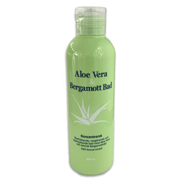 Aloe Vera & Bergamott Bad 200ml 99kr